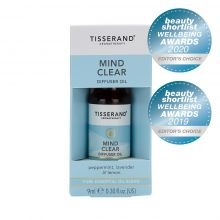 Tisserand Aromatherapy, Mind Clear Diffuser Oil, 9ml