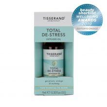 Tisserand Aromatherapy, De-Stress Diffuser Oil, 9ml
