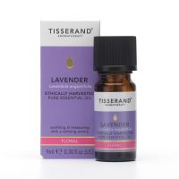 Tisserand Aromatherapy, 薰衣草精油(合乎道德收割)9ml