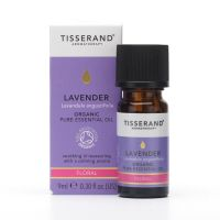 Tisserand Aromatherapy, 有机薰衣草精油 20ml
