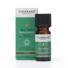 Tisserand Aromatherapy, Tea Tree Organic Pure Essential Oil, 9ml
