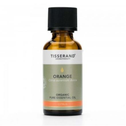 Tisserand Aromatherapy, 有機甜橙精油 30ml