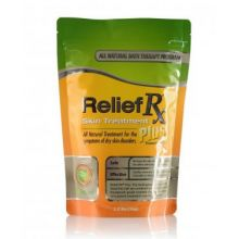 Relief Rx Plus, Dead Sea Salt (Psoriasis Treatments) - 2.2 lbs