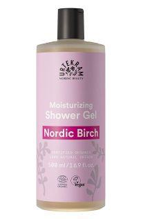 Urtekram Organic Nordic Birch Shower Gel 500ml