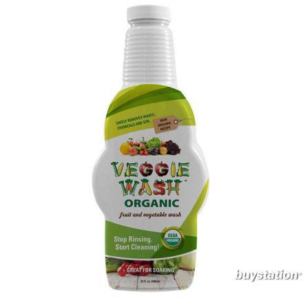 Veggie Wash, 有機蔬果清洗液 32 fl oz (946ml)