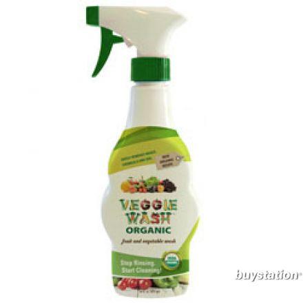 Veggie Wash, 有機蔬果清洗液 16 fl oz (473 ml)