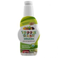 Veggie Wash, Organic Fruit and Vegetable Wash, 32 fl oz (946ml)