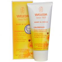 Weleda, Baby & Child, Calendula Diaper Rash Cream, 81 g