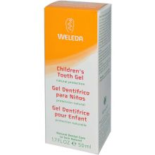 Weleda Calendula Children's Tooth Gel, 50ml