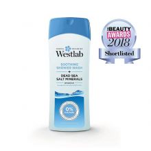 Westlab, Soothing Dead Sea Shower Wash, 400ml
