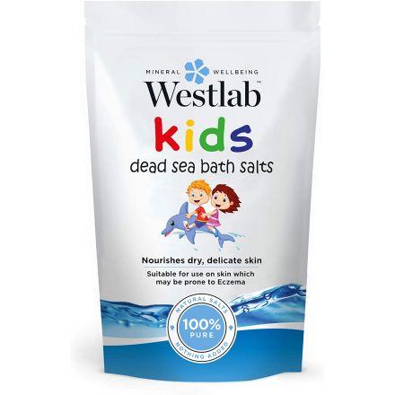 Westlab 兒童死海鹽 500g