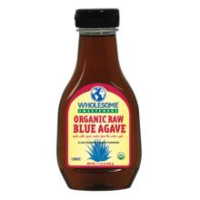 Wholesome Sweeteners, Inc., Organic Raw Blue Agave, Amber, 11.75 oz (333 g)