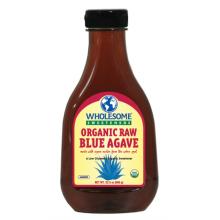 Wholesome Sweeteners, Inc., Organic Raw Blue Agave, Amber, 23.5 oz (666 g)