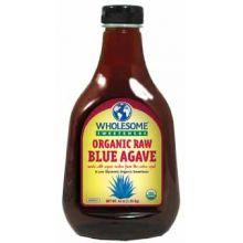 Wholesome Sweeteners, Inc., 有机蓝色龙舌兰糖浆, Amber, 44 oz (1.25 kg)
