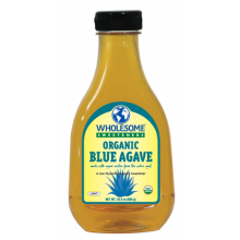 Wholesome Sweeteners, Inc., Organic Raw Blue Agave, Light, 23.5 oz (666 g)