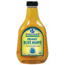 Wholesome Sweeteners, Inc., Organic Raw Blue Agave, Light, 44 oz (1.25 kg)