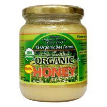 Y.S. Organic Bee Farm, 100% 有機認證天然蜂蜜, 1.0 lbs (454 g)