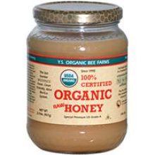 Y.S. Organic Bee Farm, 100% 有機認證天然蜂蜜, 2.0 lbs (907 g)