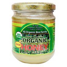 Y.S. Organic Bee Farm, 100% 有機認證天然蜂蜜, 8oz (226 g)