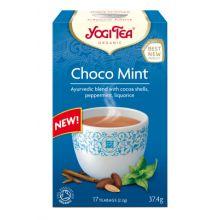 Yogi Tea 有機巧克力薄荷茶 (17小包裝)