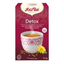 Yogi Tea 有機排毒茶 (17小包裝)