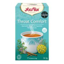 Yogi Tea 有機喉嚨舒適茶 (17小包裝)