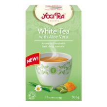 Yogi Tea 有機蘆薈白茶 (17小包裝)