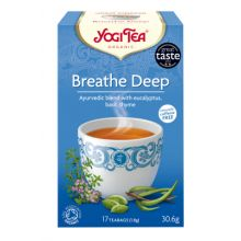 Yogi Tea Breathe Deep Organic 17 Bags