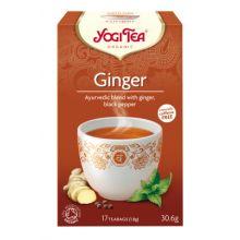Yogi Tea 有機姜茶 (17小包裝)