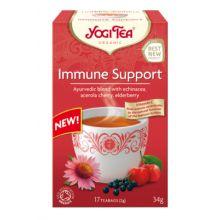 Yogi Tea 有機增強抵抗力茶 (17小包裝)