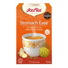 Yogi Tea Stomach Ease Organic 17 Bags