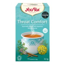 Yogi Tea Throat Comfort Organic 17 Bags
