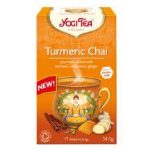 Yogi Tea 有機薑黃茶 (17小包裝)