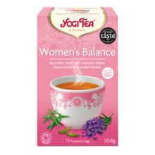 Yogi Tea 有機女性平衡茶 (17小包裝)