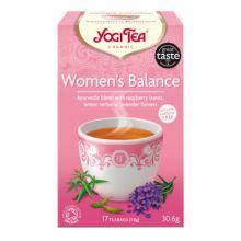 Yogi Tea 有机女性平衡茶 (17小包装)