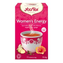 Yogi Tea Women's Energy Organic 17 Bags