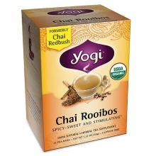 Yogi 南非國寶茶 - 16茶包
