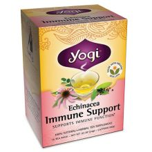 Yogi 紫錐花茶 - 16茶包
