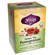 Yogi 石榴绿茶 - 16茶包