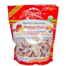 Yummy Earth, Organic Candy Drops, Freshest Fruit, 13 oz (369g)