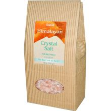 Aloha, Himalayan Crystal Salt, Coarse, 18 oz