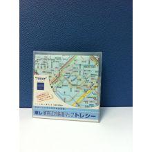 日本 Toraysee 超微細纖維特效鏡頭布纖維布 (JR東京地區,私營鐵路,地鐵)