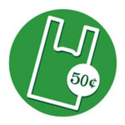 政府塑膠購物袋環保徵費 (每個)