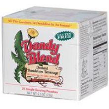 Dandy Blend, 蒲公英草本飲品, 25 獨立包裝, 2.5 oz (72 g)