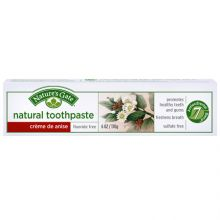 Nature's Gate, Natural Toothpaste, Crème de Anise, Fluoride-Free, 6 oz (170 g)