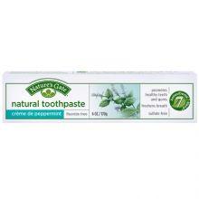 Nature's Gate 無氟天然牙膏 - 胡椒薄荷味 6 oz (170 g)