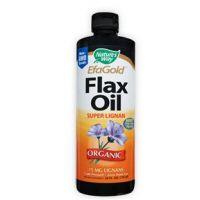 Nature's Way, EfaGold® 超級木酚素亞麻籽油, 24 fl oz (710 ml)